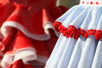 Spanisches Kleid II