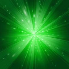 Green Warp