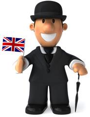 Gentleman anglais