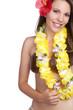 Hawaiian Tropical Girl