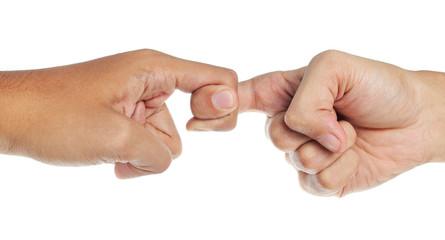 hands chain 2