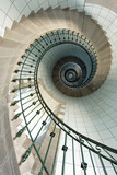 Fototapety high lighthouse staircase