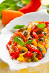 bell pepper salad
