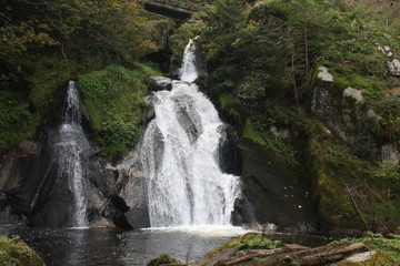 Triberg Waterfalls Black Forest Schwarzwald Germany