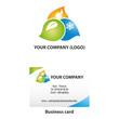 logo entreprise, your company, écologie