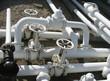 Leitungen - Raffinerie