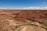 Red Vastness of the Painted Desert poster