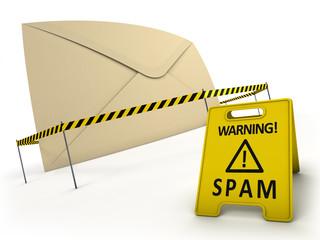 Anti spam concept