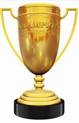 golden champion trophy