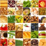 variegated foodstuffs poster