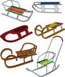 Set sledge