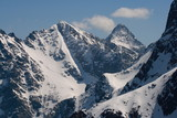 Rysy - the highest peak of Poland in winter, Tatras