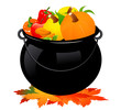 Autumn cauldron