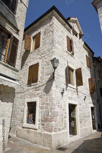 House in Kotor.
