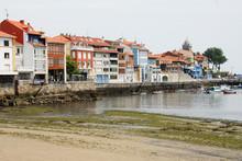 Bahía de Luanco, Asturias