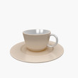 3d blank coffe cup