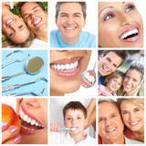 Fototapety teeth whitening