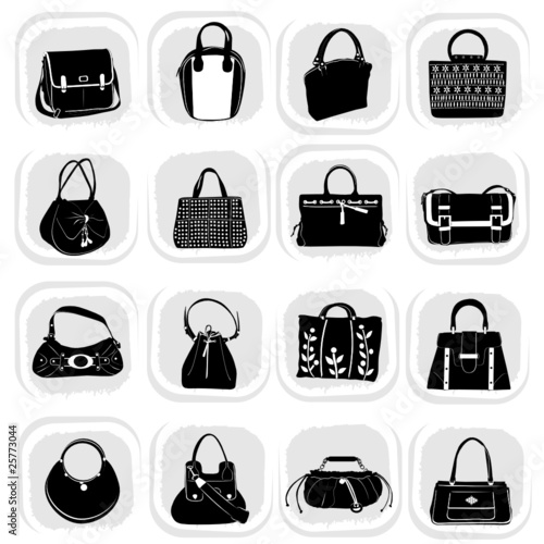 fashion bag set