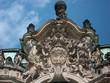 Giebelschmuck am Wallpavillon im Dresdner Zwinger