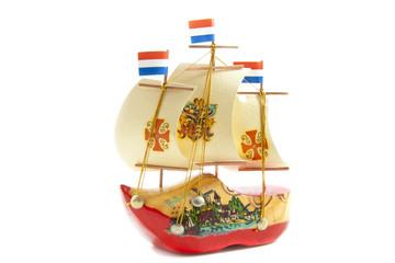 Dutch sailboat