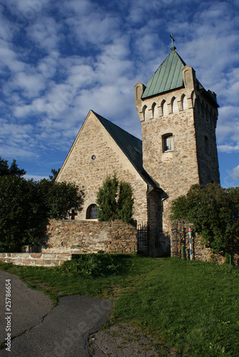 Medieval church Vitochov