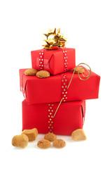 Sinterklaas presents