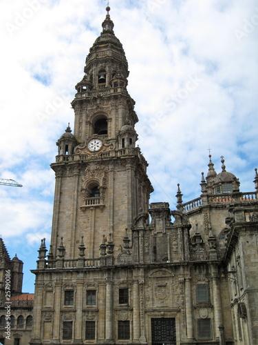 Poster Santiago de Compostela 24