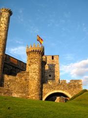 Castillo de Ponferrada 2010