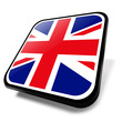 uk button, flag, united kingdom, england