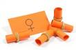 weiblich Symbol
