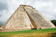 The sorcerer´s pyramid, Uxmal