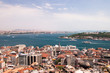 Panorama über Istanbul, Topkapi, Türkei
