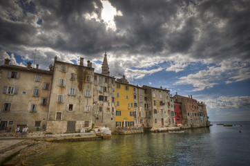 Rovinj close up - Istria
