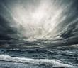 Fototapeta Streszczenie - Powietrze - Morze / Ocean