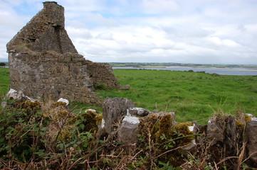 ruine irlandaise