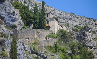 Monastère de Moustiers Sainte Marie
