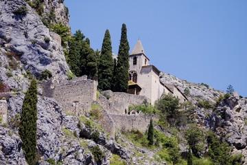 Monastère de Moustiers Sainte Marie 3