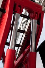 hydraulic pistons