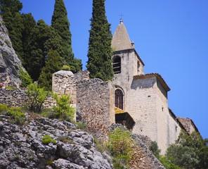 Monastère de Moustiers Sainte Marie 4