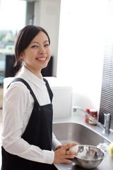 料理 女性