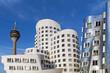 Medienhafen Düsseldorf - 25827234