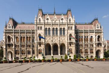 Edificio del Parlamento de Budapest