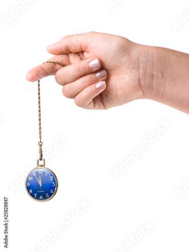 Hypnotic watch