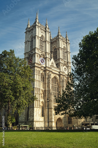 Westminster Abbey , London.