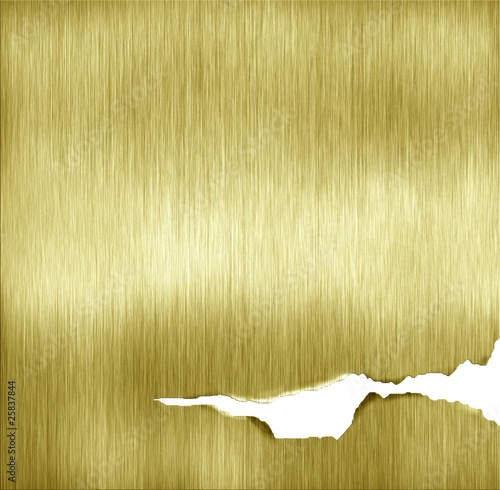 abstract template golden metal texture