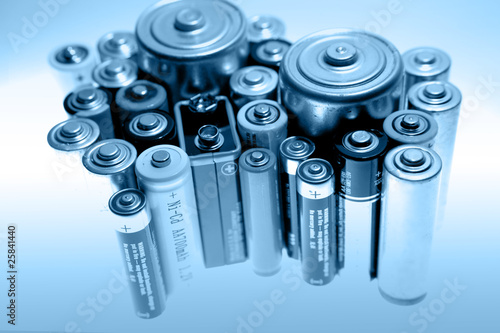 Batteries - 25841440