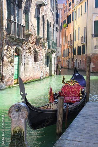 Gondola a Venezia © exentia