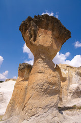 Typical Rock Formation