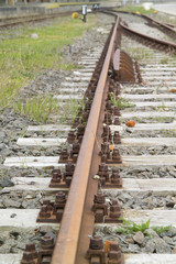 Eisenbahnschiene