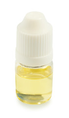 E-Liquid for E-cigarettes isolated